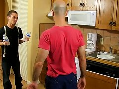 Sweaty and satisfied, the two end up jacking off next to each other on the couch hardcore gay firemen sex at Bang Me Sugar Daddy