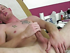Gay improvised masturbation ways
