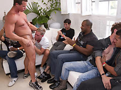 Group sex guy and comments on lincoln financial group at Sausage Party