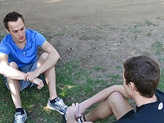Cute russian teen gay boys blowjobs and...
