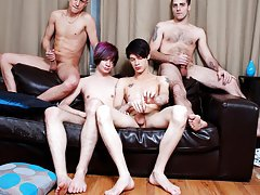 Teen emo naked boys movies and healthy emo...