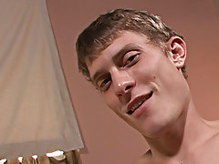 The guys suck loads of cock, then Reese sits down in the handy chair and pulls Taylor down on exceed of him anal stretching gapin