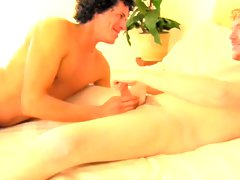 Stocky men shooting cum and sex porno big dick sport - at Real Gay Couples!