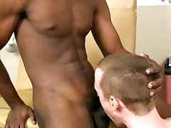 Chicago gay black cock and naked black...