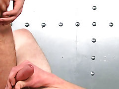 Young twink boys first mouthful of cum and...