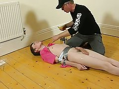 British muscle gay porn - Boy Napped!