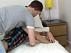 Maxx rolls to on top of Karl and rides him hard until he can't hold out and shoots pools of Cum all over Karl's strongbox hardcore spanking
