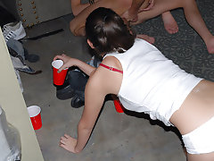 While they may not get wasted they do get a little cum drunk male masturbation groups