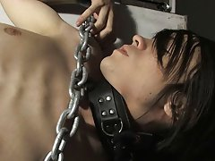 Roxy loves every minute of this sexy bondage scene gay boy twinks