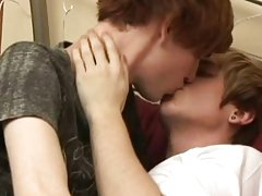 When slim twink Tristan teams up with funky punk Jaymie, the chemistry is great, and the ass plug play is even better!! Both lads have nicely shaped c