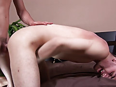 Bobby, as he wiped himself down, asked if that was it for the day but I told him no as it hadn't been a very good blowjob redhead twink gay