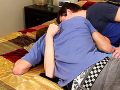 College gay anal and straight boys trying anal sex at Boy Crush!