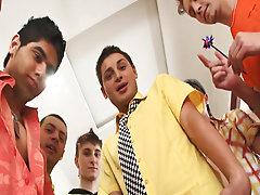 San francisco gay tantric masturbation groups and gay rimming groups at Crazy Party Boys