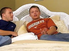 Gay twinks slowly undressing - at Real Gay Couples!