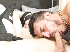 Naked huge black cocks with lots of pubic hair and young boys eating cocks dig at I'm Your Boy Toy