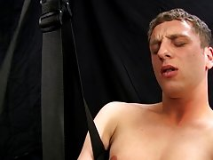 Abnormal black dick and gay twink butt massage tubes at Boy Crush!