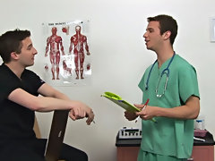 I took Dr. James impressive cock and wrapped my lips around it and got to work gay hairy blowjobs