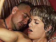 The gorgeously befitting boy with his dick fully undeniable and bouncing proceeds to riding his lover like crazy gay blowjob free stories