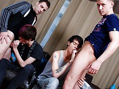 Raw anal fucking pics and emo twinks feet at Staxus