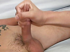You can tell by this time that Mr. Hand is no stranger to jerking on a stiff dick