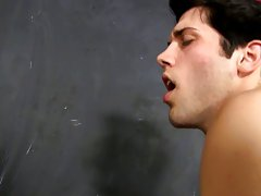 The guy ends up blowing his sperm all over his toned stomach at his desk with the toy still deep inside his ass gay indian twinks at Boy Crush!