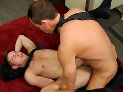 Andy dick dutch boy haircut and unconscious guy anal at My Gay Boss