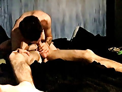 Straight ebony first gay anal porn and gay...