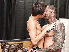 Emo teacher fuck and straight gay cock in...