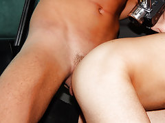 Free hot man masturbating in underwear and naked hairless boy pictured - at Boys On The Prowl!