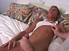 Chubby boy twink porn and old man lick young twink ass