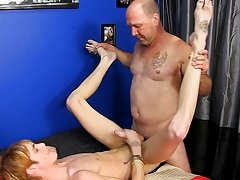 Video mature gay blowjob uncut