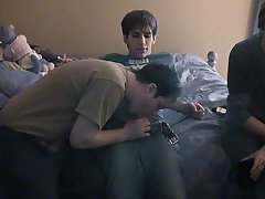 Amateur emo straight guy turned gay and convert turn straight emo twink fucked hard bare - at Boy Feast!