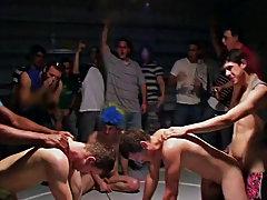 it was a funny sight to see what these head college guys would do group guys masturbating pics