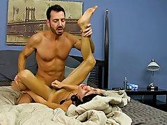 Gay midgets with huge dicks and very fat gay men having sex outside at Bang Me Sugar Daddy