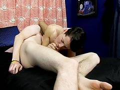 Young twink rimmed hard and big gay ass fucking pics only