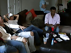 But even better than telling the gossip, is pounding your mighty man meat into the anal hole of some gay frat boy and getting it all caught on video