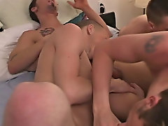 He likes the fact that Sean grabs his dick and strokes it while he is sucking on that hard cock yahoo group  guys jerking off