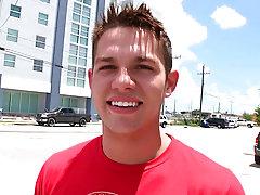 You'd be surprised the willingness of people to have a little fun on camera in Miami gay fucking outdoors