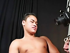 David is not only going to follow photographed, but he's gonna get the shit fucked outta him asian male dicks