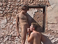 With regular updates and a ton of movies Boy Fun Collection has plenty of hot hardcore gay action to keep you busy for months and months outdoor male