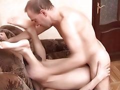 Assure if you can handle the end of this sweaty scene hunks fucking guys