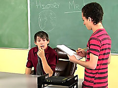 He's always had this student in mind and sporadically that he's stayed after class, it's prematurely to make the move gay first sex at