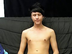Chad is a big dicked twink who's ready and rearing to start showing off for the camera jerking straight men at Boy Crush!