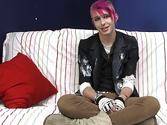 Jay Donohue shows off his colorful personality and style in his interview video romanian gay twinks at Boy Crush!
