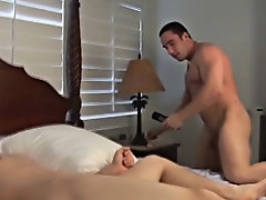 He was so turned on by the whole thing he had to cum so he shot his worry all to the ground his own breast gay anal first