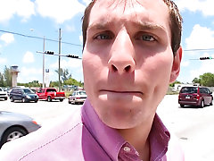 Dylan Roberts has been a good friend of Joeys for a long time and they decide to hit the streets to do what Out In Public does best gay men having sex