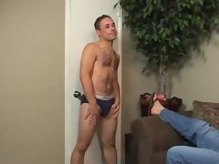 He was so eager for cash that he was naked before we could widely known our wallets boy first time having sex