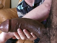 You will be happy to no Castro is back and he brought his monster black cock to fill your fantasy's or mouths which ever you prefer big cock gay