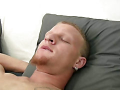 Justin takes a few moments to pull his shorts and undies down a bit farther so that he can really go after that shaft that Jacob has gay men blowjob g