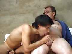 Both of them did not mind relaxing after a busy day, so they ended up blowing each other to exhaustion and rubbing cocks gay hairy muscle men in th